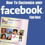 Add Cute Custom Facebook Like Box To Blogger