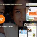 Mission – Themeforest Responsive WordPress Theme For Charitable organisation