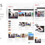 NewsPlus – Themeforest Magazine/Editorial WordPress Theme