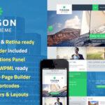 Tisson – Themeforest Premium WordPress Theme