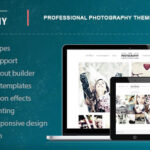 Tripod – Themeforest Professional WordPress Photography Theme