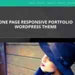 OnePager v1. – Templatic WordPress Theme