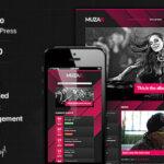 Muzak – Themeforest Music Premium WordPress theme
