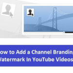How you can Give a Funnel Branding Watermark to YouTube Videos