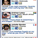 Feedjit Live Traffic Feed For Blog