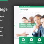 ParkCollege – Themeforest Education Responsive WordPress Theme