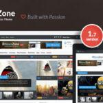 NewsZone – Themeforest Responsive & Retina WordPress Magazine