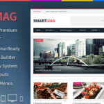 SmartMag – Themeforest Responsive & Retina WordPress Magazine