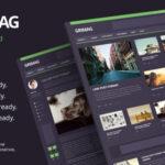 Grimag – Themeforest AD Enhanced Magazine