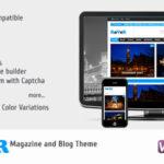 RoVeR – Themeforest Magazine/Blog WordPress Theme