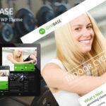 GymBase v7.4 – Responsive Gym Fitness WordPress Theme