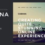 Cabana v1.6 – Responsive Creative WordPress Theme