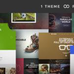 Cake v1.3.2 – Responsive Multi-Purpose WordPress Theme