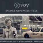 Story – Creative Responsive Multi-Purpose Theme