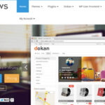 weDevs Dokan v1.0.4 – Multivendor e-commerce solution for WP